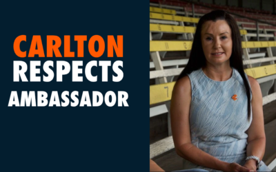 Simone O'Brien joins Carlton Respects in 2021